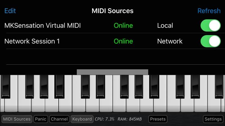 MKSensation screenshot-3