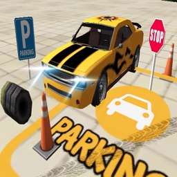 Real Parking Car Simulator 3D