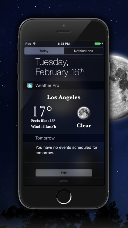 Weather Professional Forecast screenshot-4