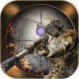 3D Sniper City Warfare- Elite Zombie Shooting Game