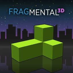 Fragmental 3D - Build Lines with Falling Blocks!