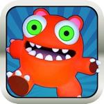Creepy Mega Monster Escape Run and Jump 2d Free Game