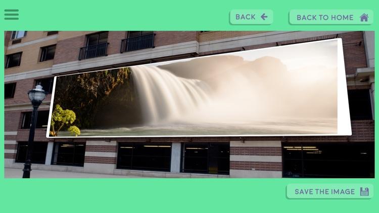 Billboard Theme Photo Frame/Collage Maker and Editor screenshot-3