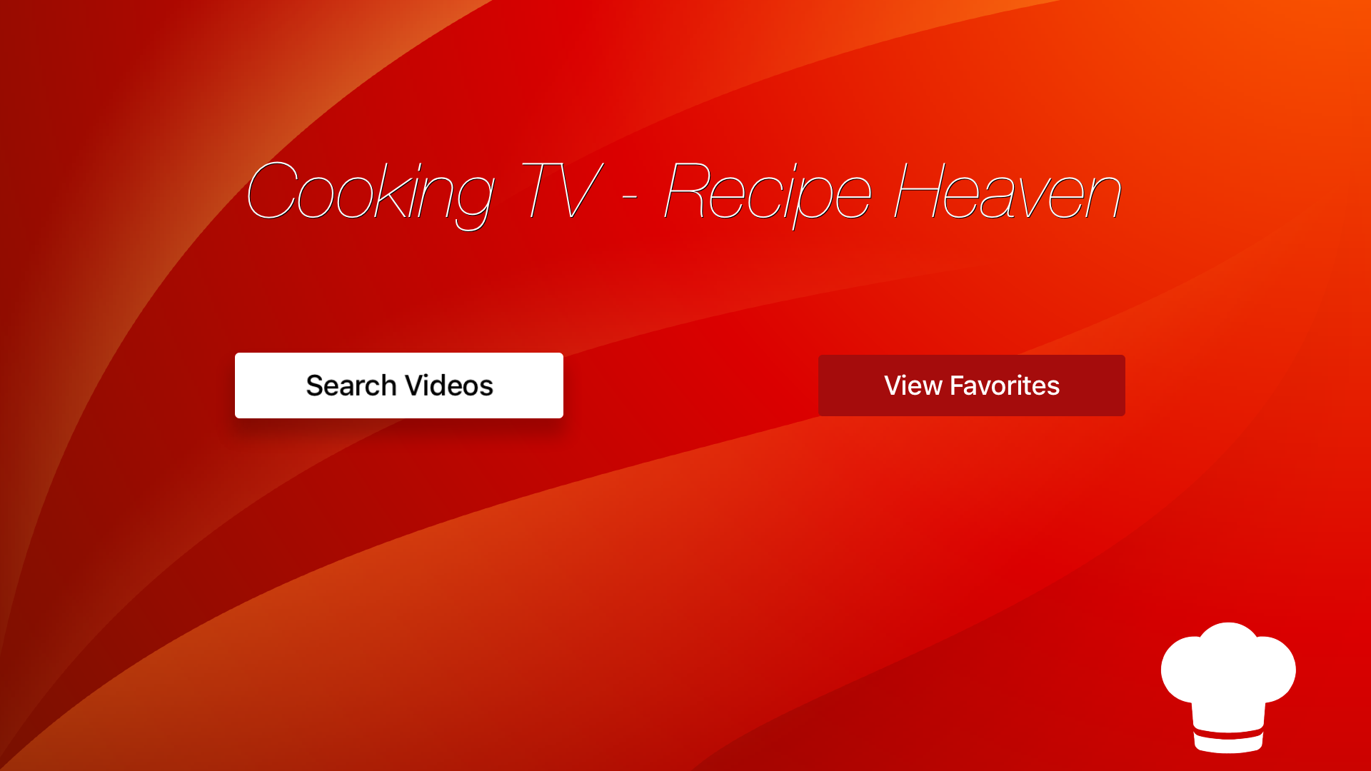 Cooking TV - The Cookbook for Thousands of Recipe Videos screenshot 5