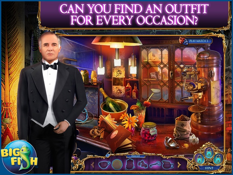 Labyrinths of the World: Forbidden Muse HD - A Mystery Hidden Object Game (Full)
