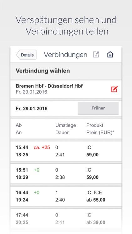 PendelMe - Schneller Bus und Bahn Fahrplaner screenshot-4