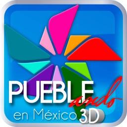 Puebleando en México 3D. Estado de México.