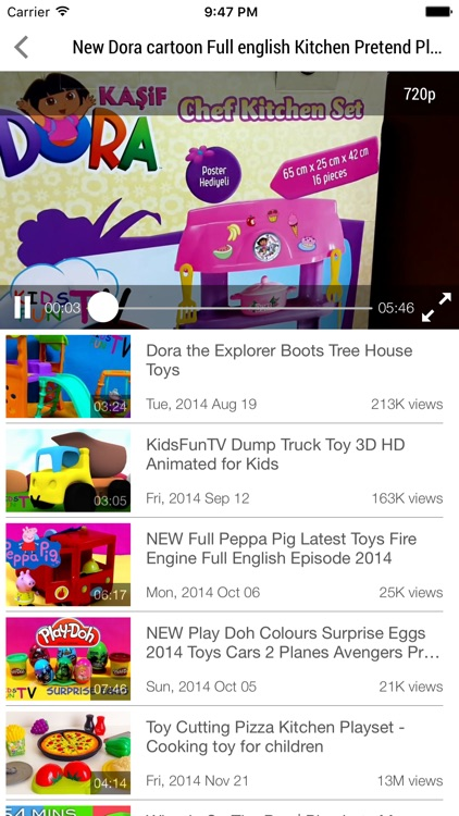 Videos to learn English for kids screenshot-4