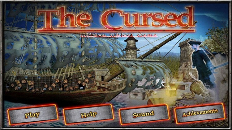 The Cursed Hidden Object Game