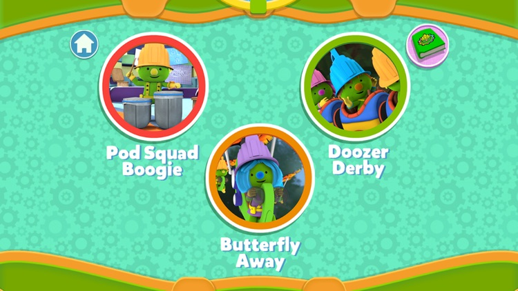 Doozers Play-Along Stories screenshot-1