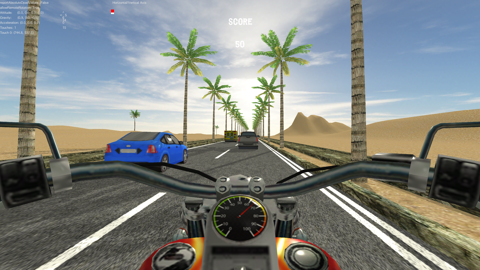 Biker Run screenshot 4