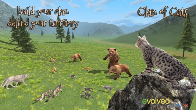 Clan Of Cats on the App Store