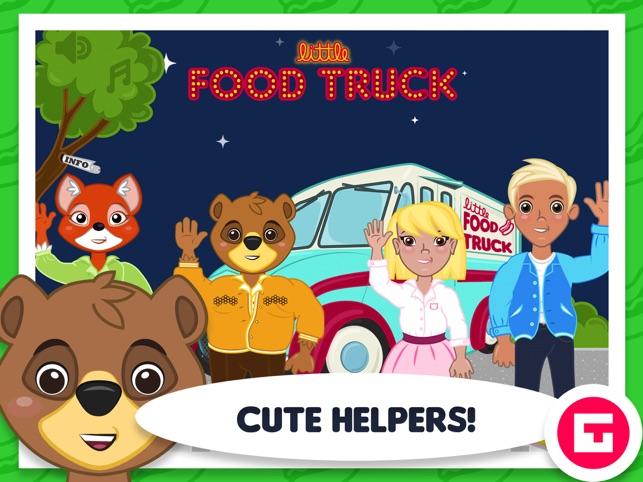 Kleine Food Truck (Little Food Truck) Screenshot
