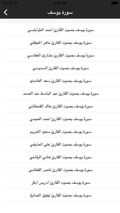 SOURATE AL KAHF MAHER MAAIQLI MP3
