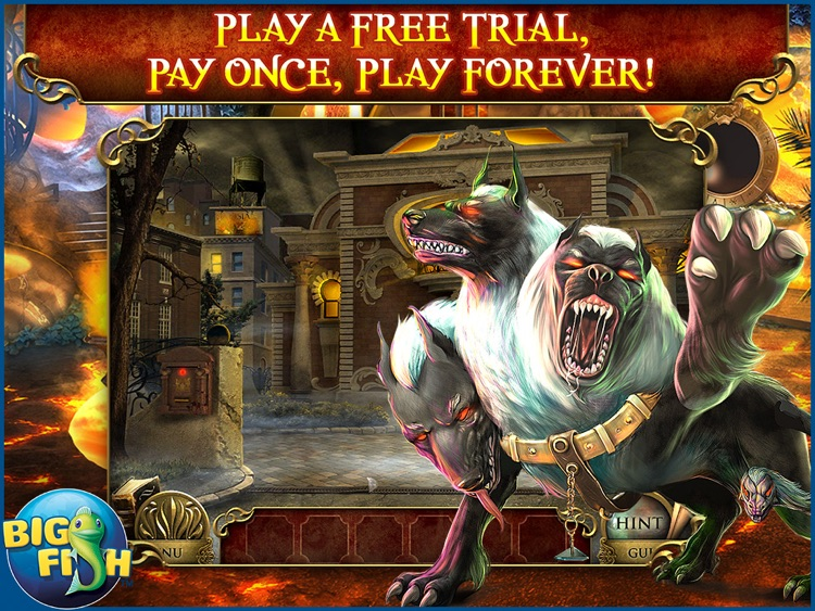Mythic Wonders: The Philosopher's Stone HD - A Magical Hidden Object Mystery screenshot-0