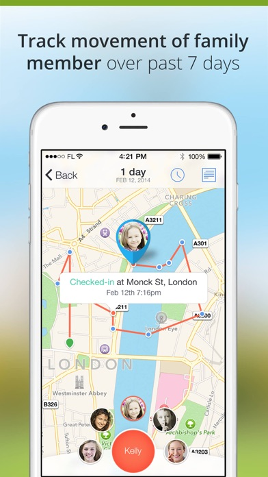 Family Locator and GPS Tracker by Sygic a  s  (iOS, United
