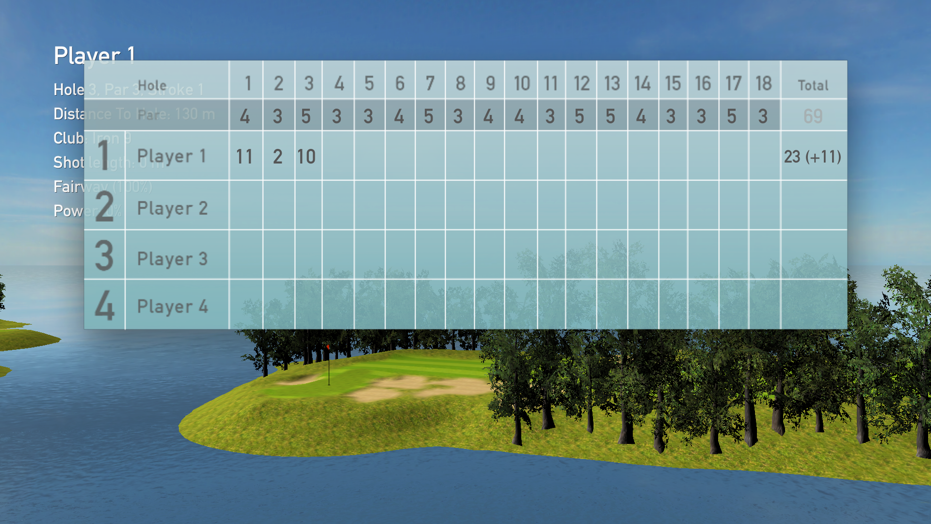 Golf Pro - Masters Tour screenshot 3