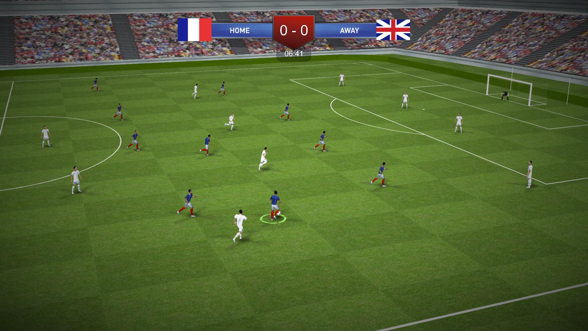 Soccer Pro - Free Football screenshot 1