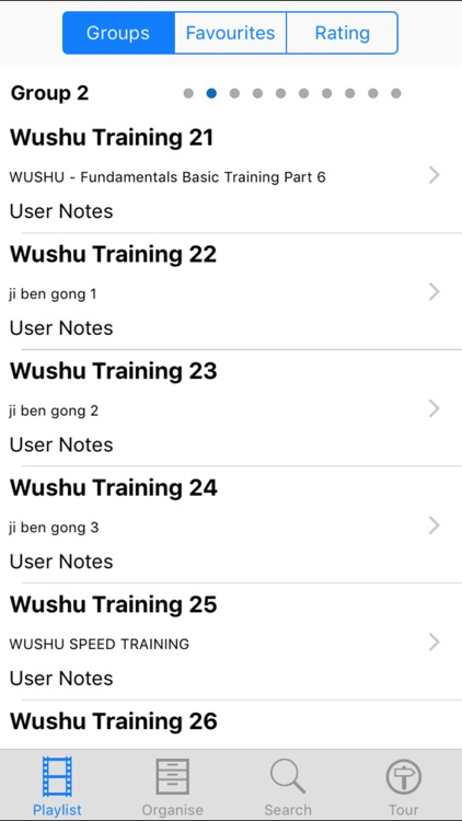 Wushu Training screenshot-2