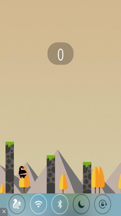 Crazy Draw Ninja Jump Free screenshot three