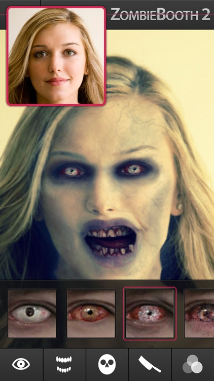 ZombieBooth 2 - Zombie Selfie screenshot-0