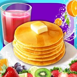 Breakfast Maker- Kids Cooking Game