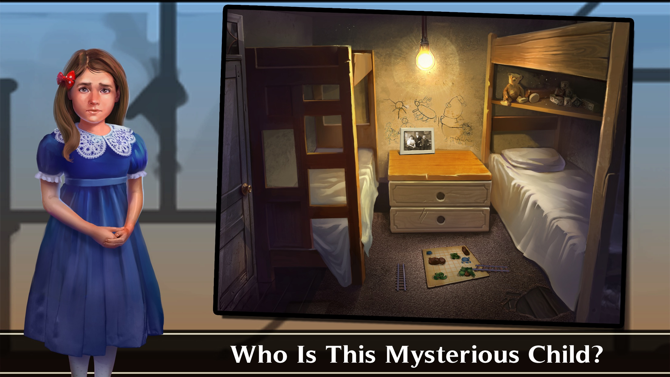 Adventure Escape: Asylum (Murder Mystery Room, Doors, and Floors Point and Click Story!) Screenshot