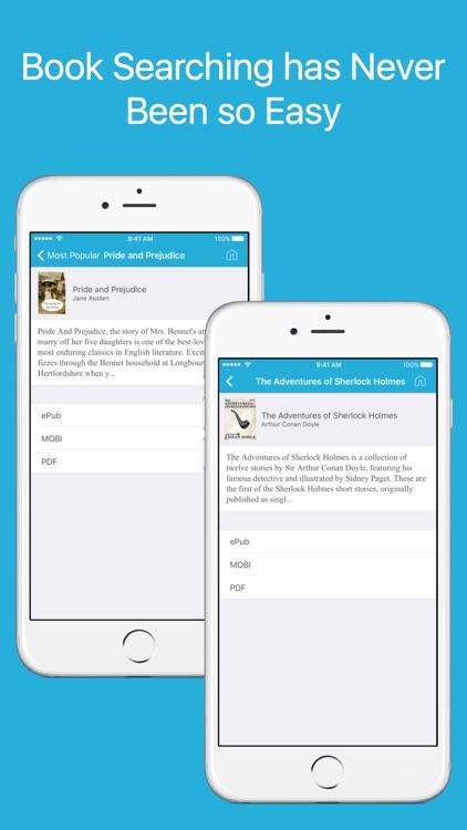 EPUB Reader - Reader for epub format screenshot-3