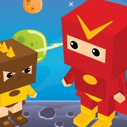 Super Hero - Galaxy Path