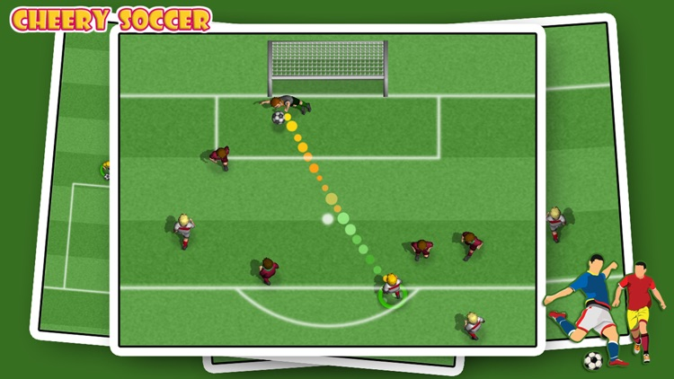 Cheery Soccer screenshot-2