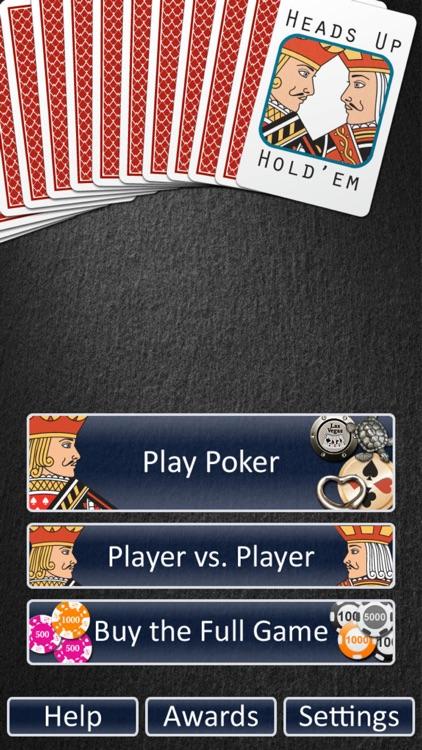 Heads Up: Hold'em (Free Poker) screenshot-3