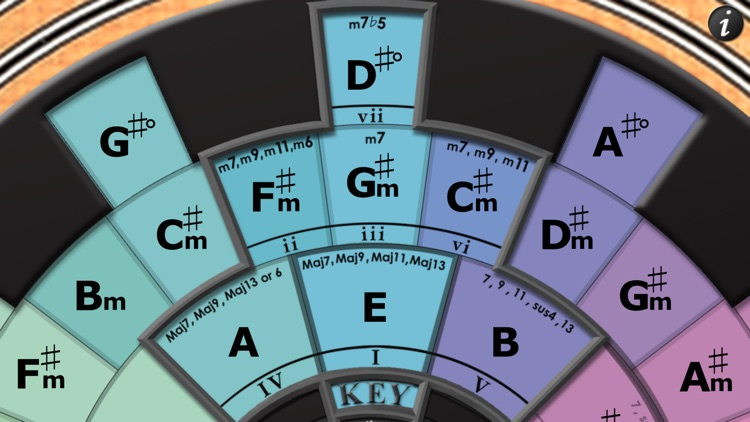 The Chord Wheel screenshot-3