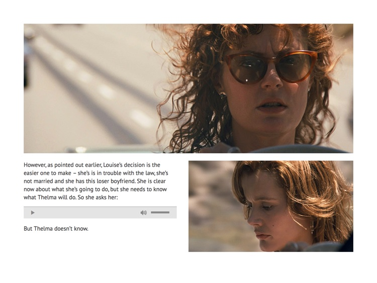 Thelma & Louise: A Screenplay Analysis screenshot-4