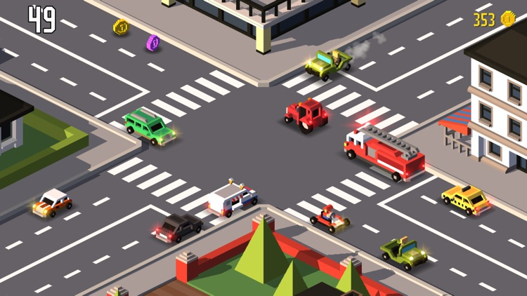 Traffic Rush 2 screenshot-2