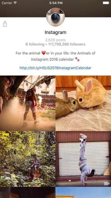 Explorez Instagram sur votre iPhone avec Gramory-capture-1
