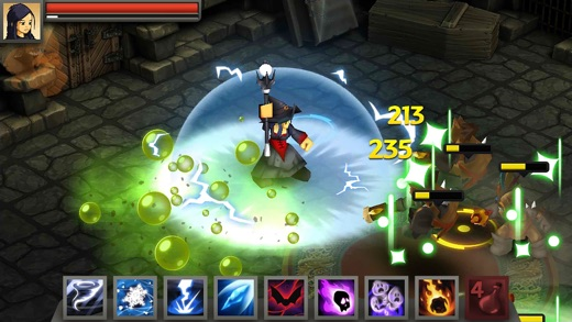 Battleheart Legacy Screenshot