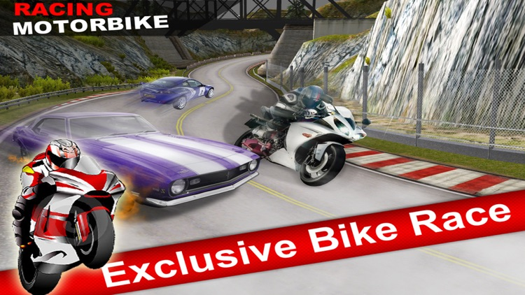 Racing Motorbike screenshot-4
