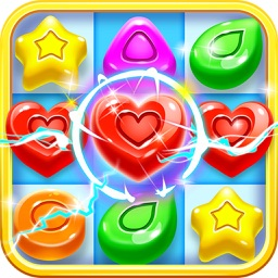 New Puzzle Match Candy Mania