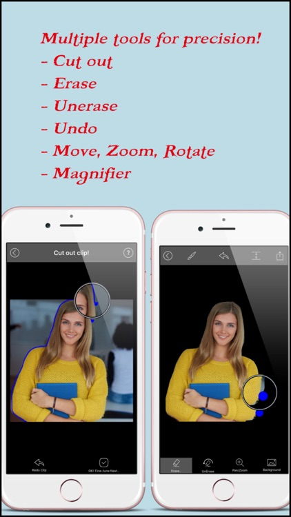 Superimpose Pro - Photo Background Changer and Sticker Maker