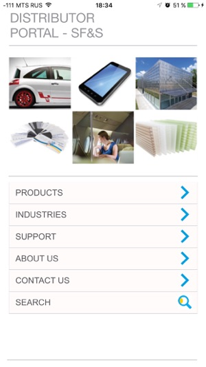SABIC LEXAN™ Film & Sheet Distributor Portal App on the App Store