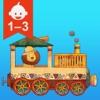 Safari Train for Toddlers