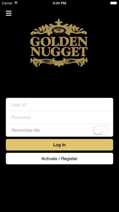 Golden Nugget Prepaid Card App screenshot four