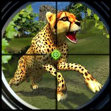 野生动物狩猎3D - 亲奖杯猎人游戏