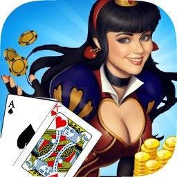 Black Jack Master Challenge : Top Casino 21 game for Pro