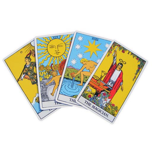 Teach Yourself Tarot Cards