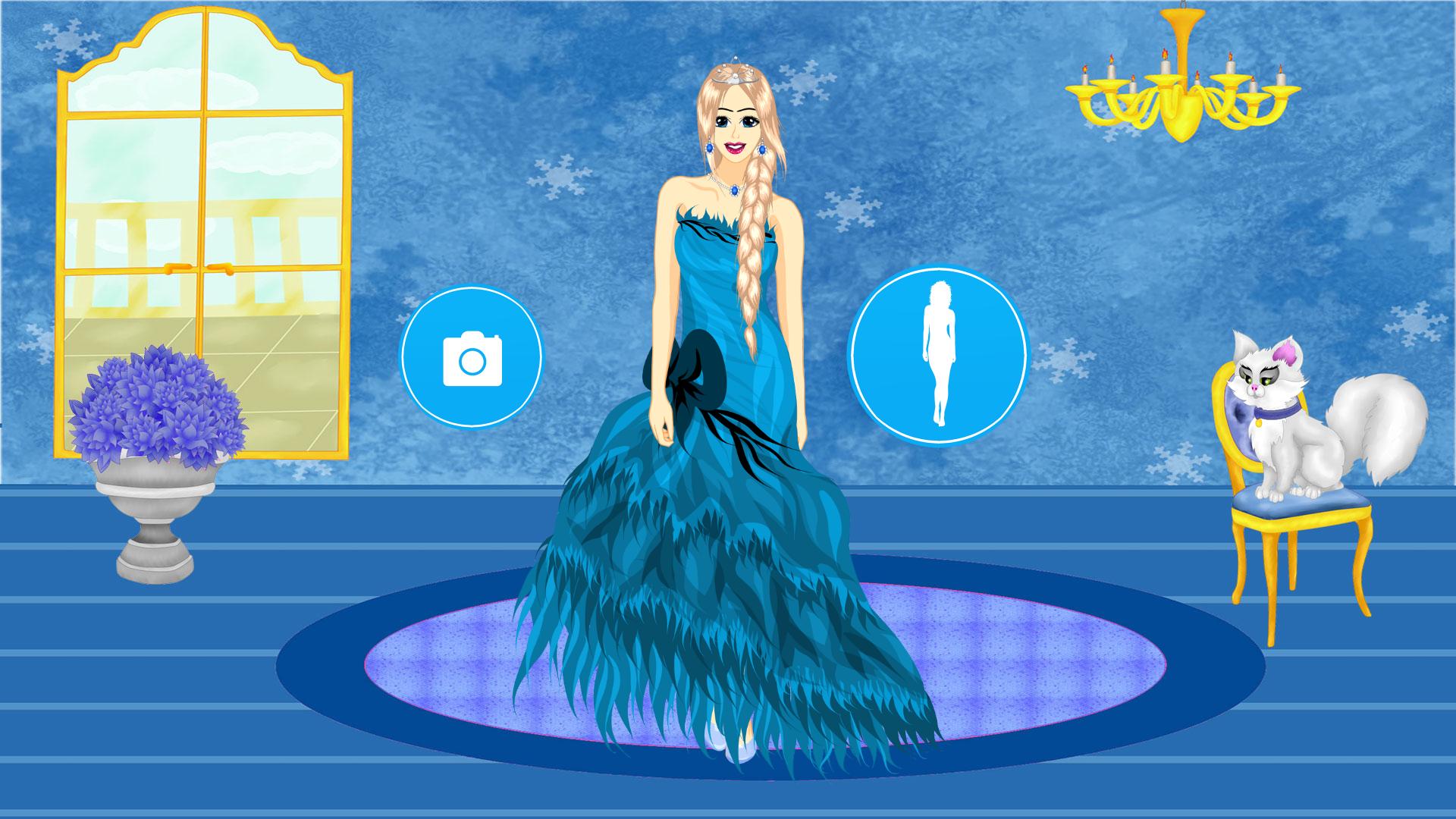 Princess Dress! screenshot 1