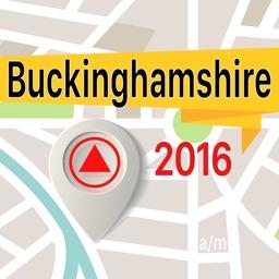Buckinghamshire Offline Map Navigator and Guide