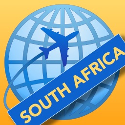 South Africa Travelmapp