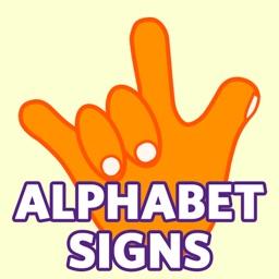 Baby Sign Language: Alphabet Signs