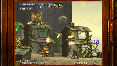Screenshot for METAL SLUG X in Italy App Store
